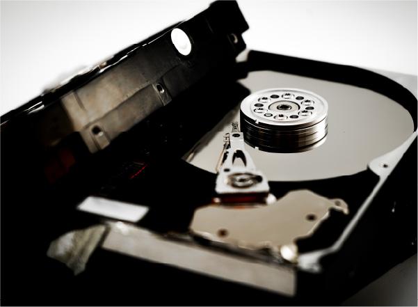 故障したハードディスクからのデータ復旧