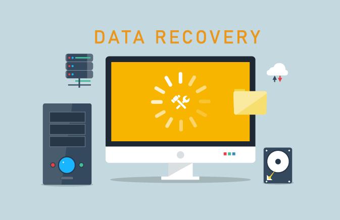 データ復旧