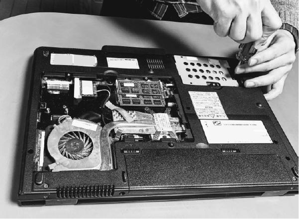 豊富な修理知識と技術